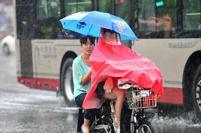 """天津:23日冷雨""""洗城"""" 25日太阳""""回归"""""""