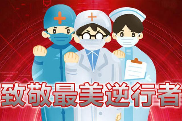 """中宣部授予10个抗疫一线医务人员英雄群体""""时代楷模""""荣誉称"""