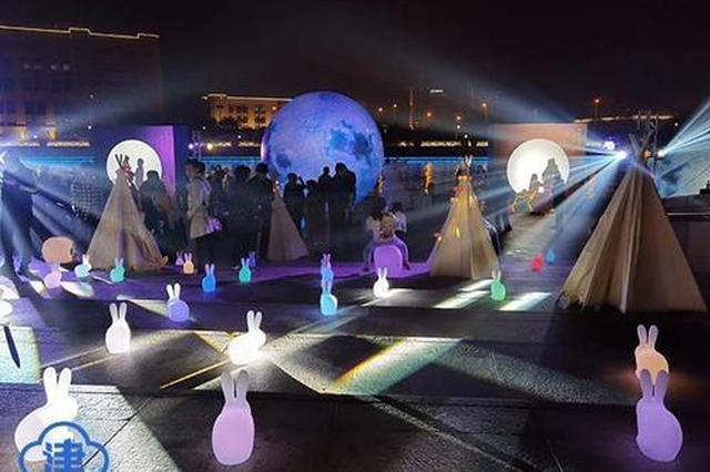 津城125座城市公园假日期间迎来如织游客