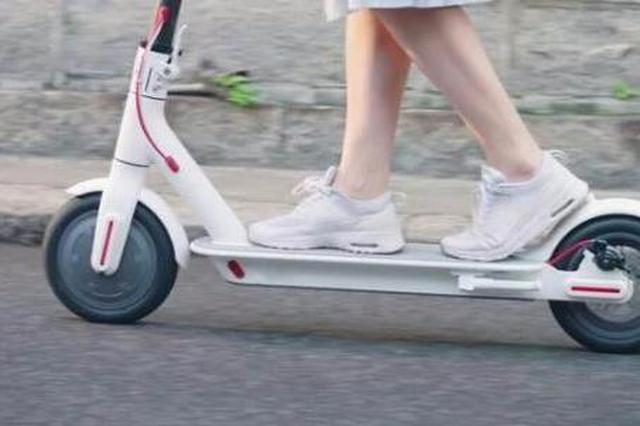 天津强化治理滑行工具违法上路 电动滑板车上路要受罚