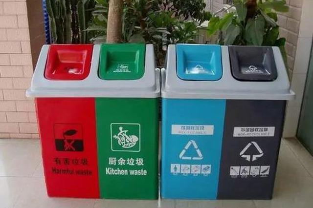 天津市财政局拨付1500万元 支持生活垃圾分类工作