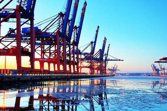 模式创新 天津外贸表现抢眼