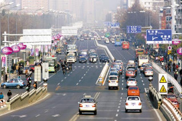 天津卫津南路(绥江道交口 以南部分)西侧道路封闭
