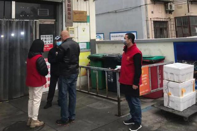 疫情防控之下汉沽街菜市场情况如何