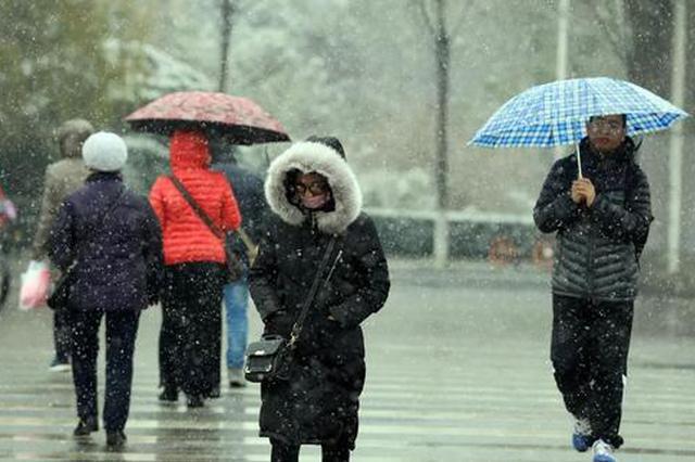 天津本周六或迎雨雪