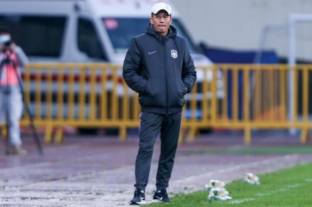 郑凯木助泰达晋级 但王宝山对球队表现很不满意