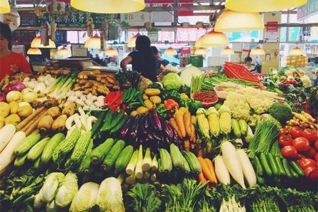 天津发布《标准化菜市场建设与管理规范》新建菜市场不小于10