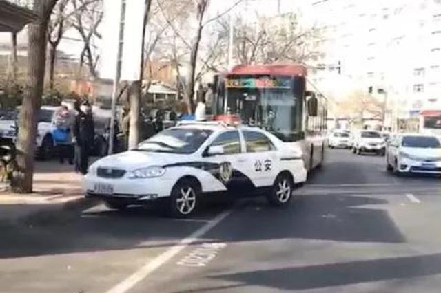 """网传体北公交车发现一名""""红码""""人员?真相来了"""