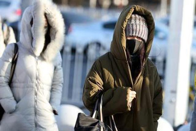 津城近日气温回暖 周末大风降温