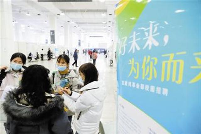天津市人才创新创业专场招聘会举办