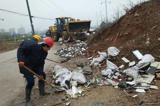 北京密云区3人倾倒并非法掩埋垃圾获刑