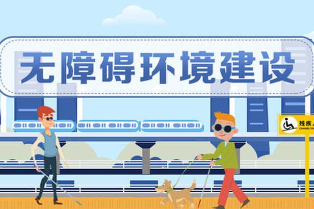 全国无障碍环境市县村镇发布 天津5个区入选