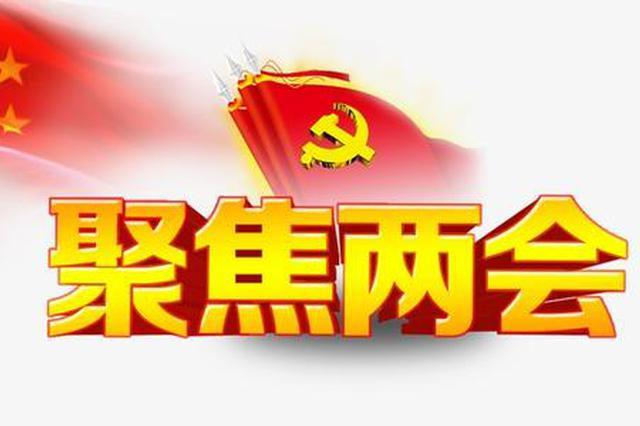 天津代表团召开第一次全体会议 廖国勋齐玉等出席