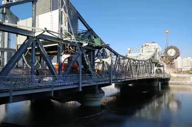 美哭的解放桥要大修啦!一起期待吧