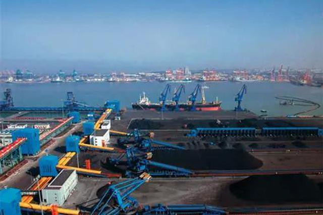"""全国海关近年查扣数量最大一批固体废物在天津港退运出境 """"洋"""