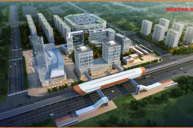 天津这条市域铁路线路方案公示!