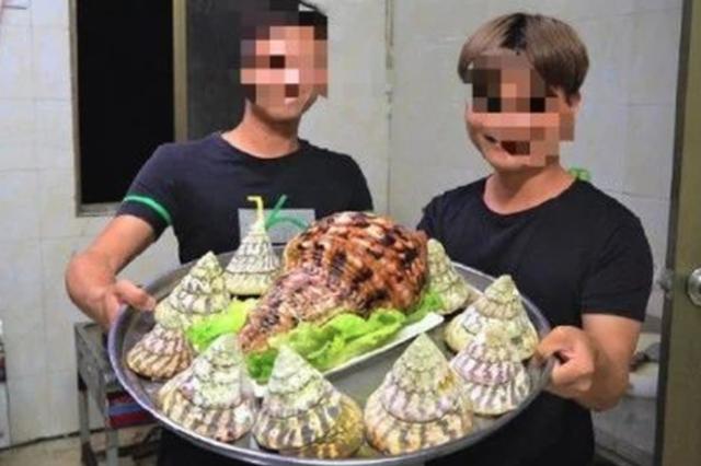@天津人 这种海鲜不能吃!有人被刑拘