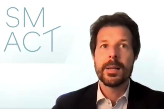 SMACT工业卓越中心总经理Matteo Faggin:非常荣幸能与SMACT卓