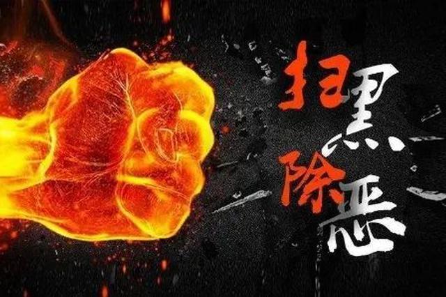 """天津:有黑必扫 除恶务尽 坚决筑牢首都政治""""护城河"""""""