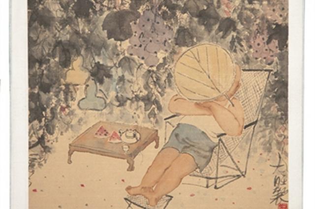 大暑:赤日几时过 消暑觅清凉(图)