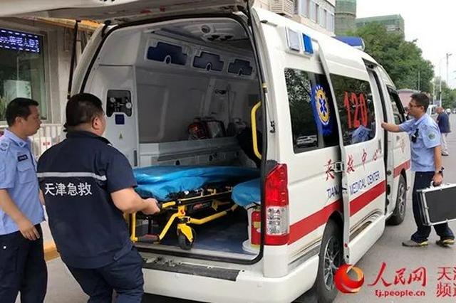 天津医疗服务有新规:避让救护车违反交规 不罚