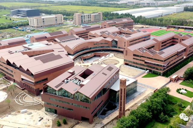 天津这所小外初、高中部今年内全面建成