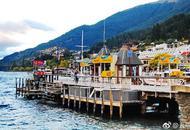 新西兰皇后镇冒险家的乐园