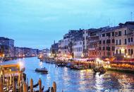 意大利威尼斯水城风光