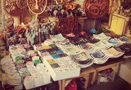 巴厘岛乌布市场文化荟萃