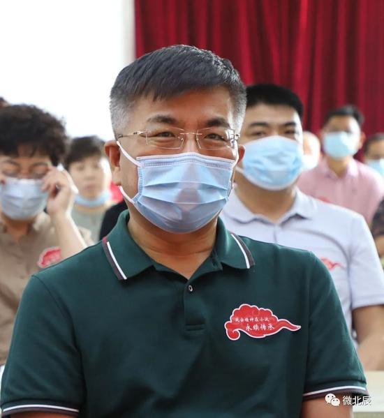区委常委、区委统战部部长陈永义