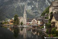 奥地利小镇遗世独立