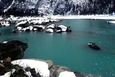 西藏然乌湖梦中净土