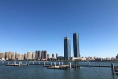 美丽的海滨城市天津