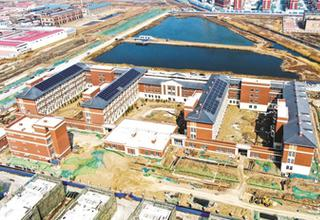 滨海新区第三老年养护院7月将完工