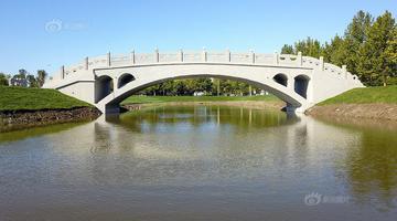 """河北工大打印了一座""""赵州桥"""""""