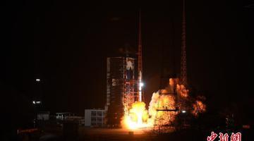 中国成功发射4颗新技术试验卫星