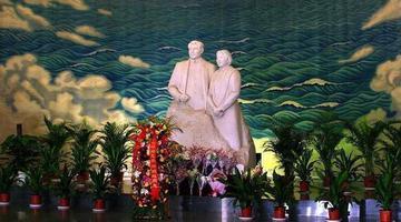 """周邓纪念馆这些展区""""五一""""对外开放"""