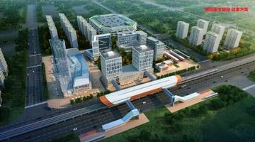 天津这条市域铁路有新进展