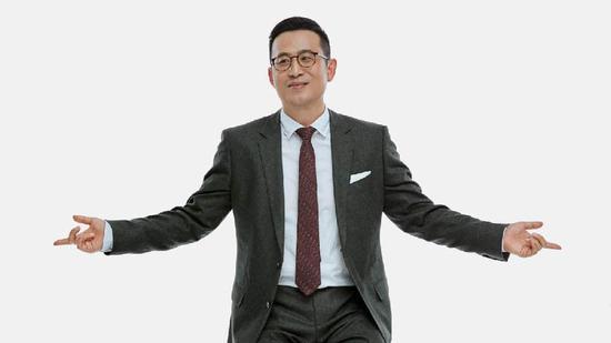 炬众钛合创始人兼CEO胡滨