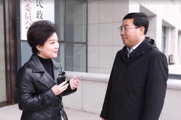 第八期北辰区区长王宝雨