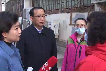 第三期:河西区区长胡学明