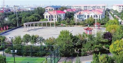 滨海新区工农村的嬗变之路(图)