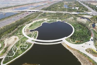 图片由天津港保税区管委会提供