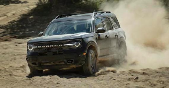 全新福特Bronco十足年代味道顶级城市SU