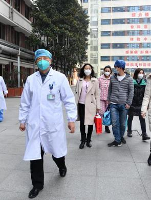 武汉协和医院4名医护人员已出院