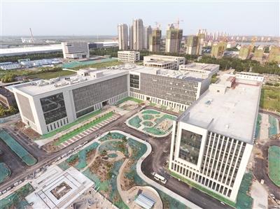 天津药研院新基地 一期项目8月投用