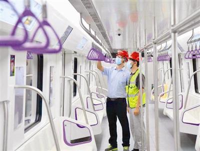"""地铁6号线二期进入空载试运行阶段 津南将迎来""""双地铁时代"""""""
