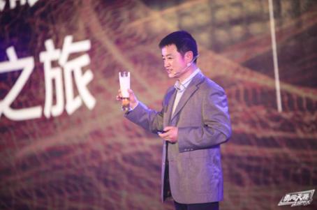 第一啤酒国嘴王江群讲述勇闯天涯superX新产品
