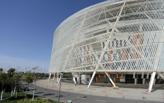 团泊国际网球中心