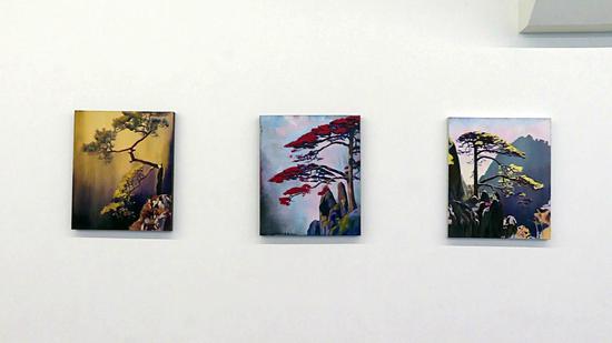 """三三画廊是天津市为数不多的以""""当代艺术""""与""""中国古典艺术""""为策展方向的艺术空间与机构。"""